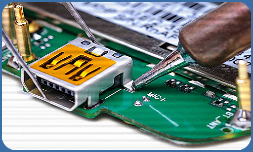 Замена USB разъемов на ноутбуке